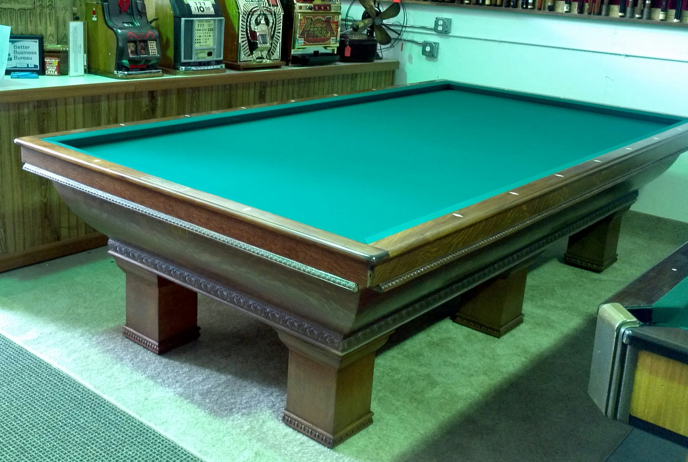 Pool Table Restoration Archives Elite Furniture Service - Pool table resurfacing