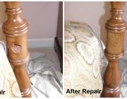 on site furniture repair